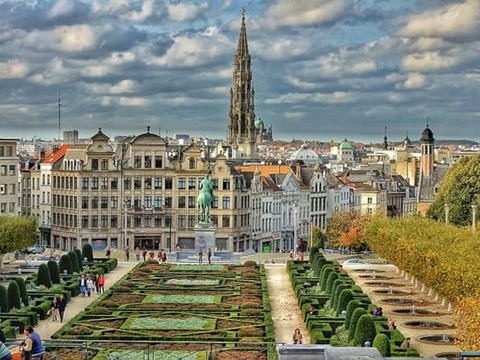 Brussels historic centre
