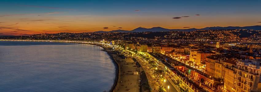Guide de voyage à Nice - Meilleures attractions et recommandations