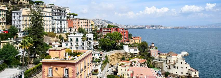 Hôtels à Naples
